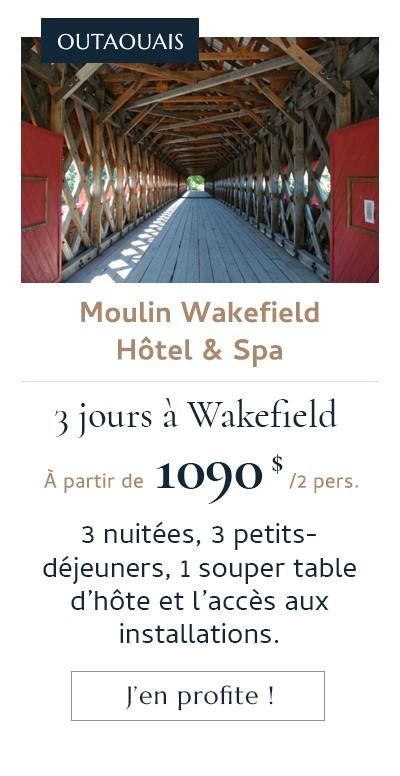 Moulin Wakefield Hotel & Spa